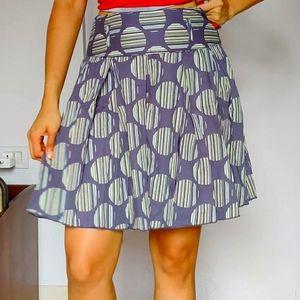 Polka skirt